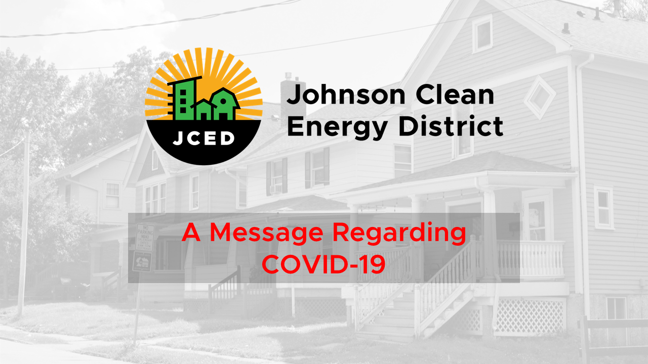 JCED and COVID-19